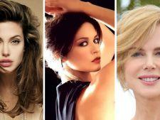 Angelina Jolie, Catherine Zeta Jones sau Nicole Kidman: cine a imbatranit mai frumos?