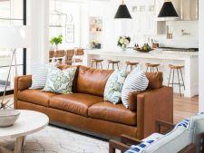 Piele sau catifea? Tu ce fel de canapea ai prefera?