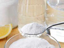 Utilizari casnice ale bicarbonatului de sodiu care te-ar putea scoate din multe situatii dificile!