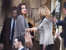 Cum a eclipsat-o Angelina Jolie pe Prima Doamna a Frantei
