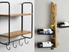 3 idei geniale pentru bucatarii mici! Spatiile de stocare ce ocupa putin loc