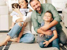 Andra dezvaluie secretul casniciei fericite! Cum ii impaca pe cei doi copii
