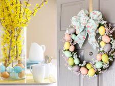 5 decoratiuni pentru Paste care iti vor aduce primavara in casa