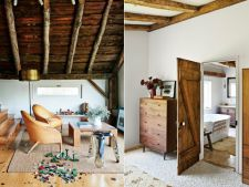 A transformat un grajd intr-o casa de vis