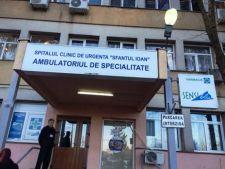 Medic de la Spitalul Sf. Ioan din Capitala, gasit mort in timpul serviciului