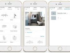 Intregul catalog de produse Roca, acum disponibil si intr-o noua aplicatie pentru smartphone-uri si tablete