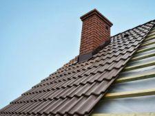 Montarea de tigla metalica acoperis este caracteristica constructiilor performante