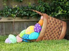4 idei geniale pentru decorarea gradinii de Paste