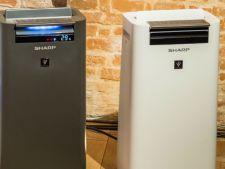 Sharp deschide piata de purificatoare de aer cu tehnologia japoneza Plasmacluster