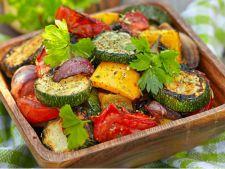 Cum sa prepari cea mai buna salata de legume la gratar