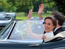 Pippa Middleton, insarcinata. Cum a reactionat Kate