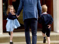 Printesa Charlotte implineste 3 ani! Fotografii adorabile VIDEO