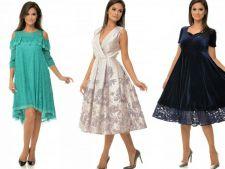 Alege sa fii irezistibila in rochii casual Larysa!