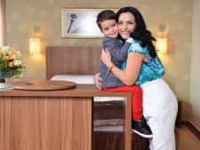 Vesti bune! Fiul Magdei Vasiliu s-a vindecat de cancer!