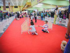 Distractie totala pentru familiile cu copii si animale de companie, la PetExpo