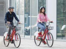 Pegas lanseaza cel mai inovator sistem de bike sharing din Romania fara statii de parcare fizice