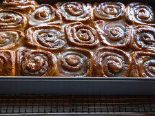 Cinnamon rolls – rulouri delicioase cu scortisoara