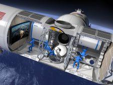 In anul 2022 se va deschide primul hotel in spatiu! Cat costa un sejur pe statia spatiala Aurora