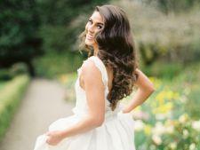Coafuri nunta 2018: idei pentru mirese