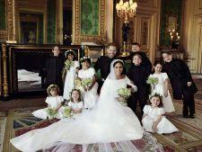 Primele fotografii oficiale de la nunta printului Harry cu Meghan Markle