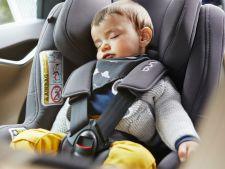 Siguranta copilului, pe primul loc! Rear-facingul ii poate salva viata