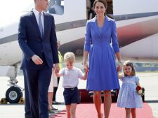 Bona copiilor lui Kate Middleton are pregatire antiterorista. Iata cum arata