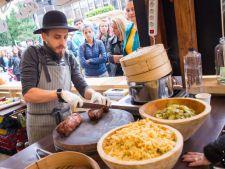 Concerte si delicii culinare in cadrul festivalului gastronomic: Street Food