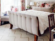 Fii in trend: Cum poti obtine un dormitor mare, luminos si fancy
