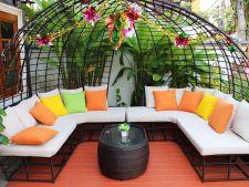 Cum sa cureti si sa intretii mobilierul din gradina, in sezonul cald