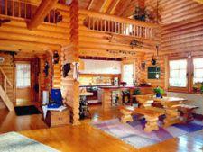 Casa in stil rustic