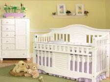 Principii Feng-Shui pentru amenajarea camerei bebelusului