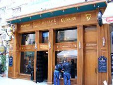 St. Patrick Irish Pub: cocktail cu bere pe Lipscani