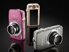Canon IXUS 1000HS, camera foto compacta cu zoom optic de 10x
