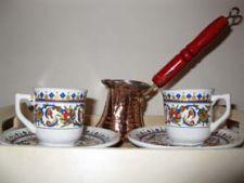 Cum se prepara cafeaua turceasca