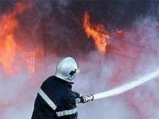 Incendiu in centrul Bucurestiului!