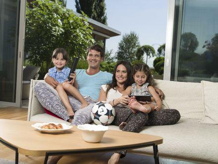 De la mic la mare, fiecare membru al familiei isi alege programul de la UPC