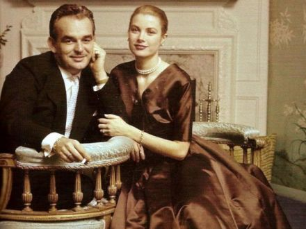 Iubire ca in basme. Grace Kelly si Reinier de Monaco, diva si printul burlac