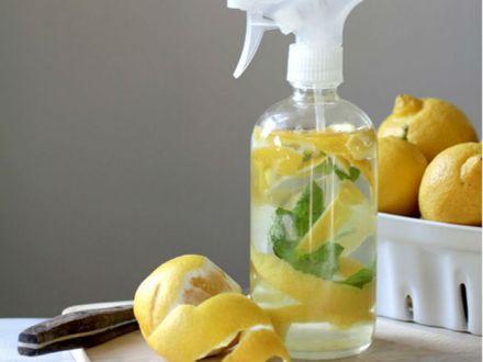 Cum sa creezi propria lotiune ecologica pentru curatenia casei