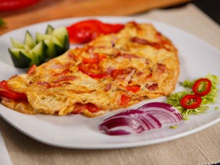 Cum sa prepari cea mai buna omleta taraneasca