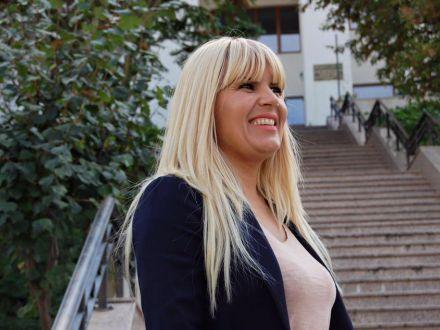 Elena Udrea se marita! Isi cauta verighete la mall
