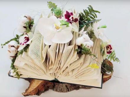 Creeaza acasa un aranjament floral pentru a-ti surprinde partenera de Dragobete VIDEO