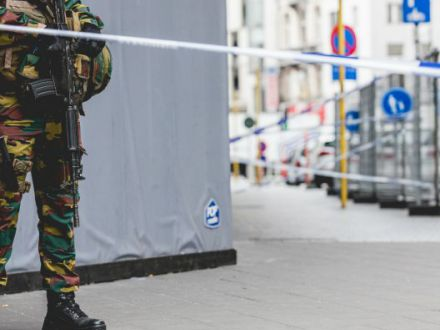 Atentat terorist dejucat in Belgia!
