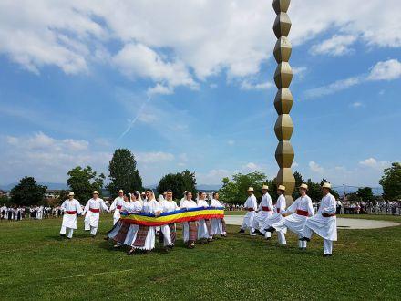 RomanIA Autentica reinvie traditiile! Cum a fost sarbatorita Ziua Iei