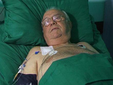 Alexandru Arsinel, dus de urgenta la spital