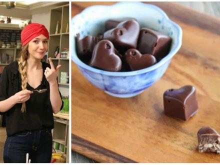 Retete de la vedete: Invata de la Adela Popescu cum sa prepari ciocolata de casa