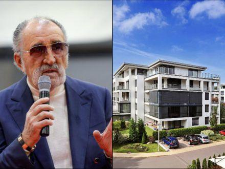 Cum arata casa lui Ion Tiriac! Iata in ce lux traieste cel mai bogat om din Romania