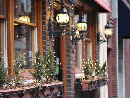 5 decoratiuni de Craciun, pentru exteriorul casei