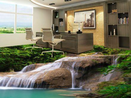 Podele 3D, noul trend care face furori in designul interior