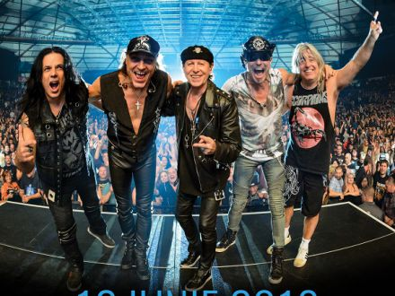 Scorpions, pe 12 iunie la Bucuresti. Biletele cu preturi de pre-sale, in vanzare de astazi