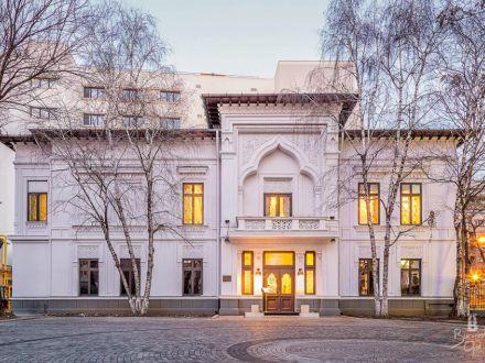 Una dintre cele mai frumoase case din București, o istorie de peste 100 de ani